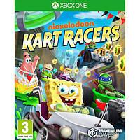 Nickelodeon: Kart Racers для Xbox One (иксбокс ван S/X)