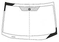 Лобовое стекло Honda CR-V 2007-2012 (SUV) PILKINGTON [акустика]