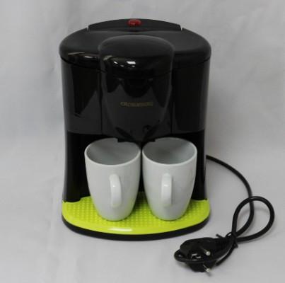 Кофеварка CROWNBERG CB-1560 капельная с чашками