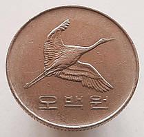 Южная Корея 500 вон 2002