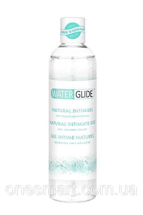 "Лубрикант на водной основе  ""Water Glide NATURAL INTIMATE GEL"" 300 мл"