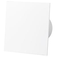 Витяжний вентилятор AirRoxy Таймер dRim 100 TS BB з панеллю WHITE білий белый пластик