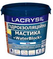 Мастика гидроизоляционная акриловая LACRYSIL (1,2 кг)