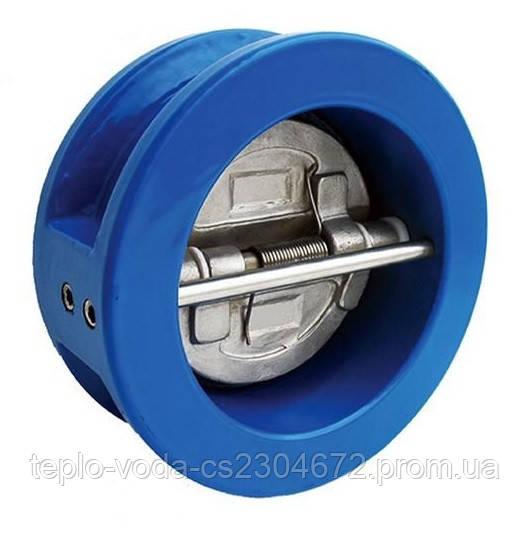 Межфланцевый обратный клапан Ду65 Ру16 Vitech