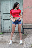Женский летний топ футболка, фото 1