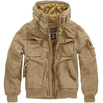 Куртка Brandit Bronx Jaket CAMEL (M), фото 2