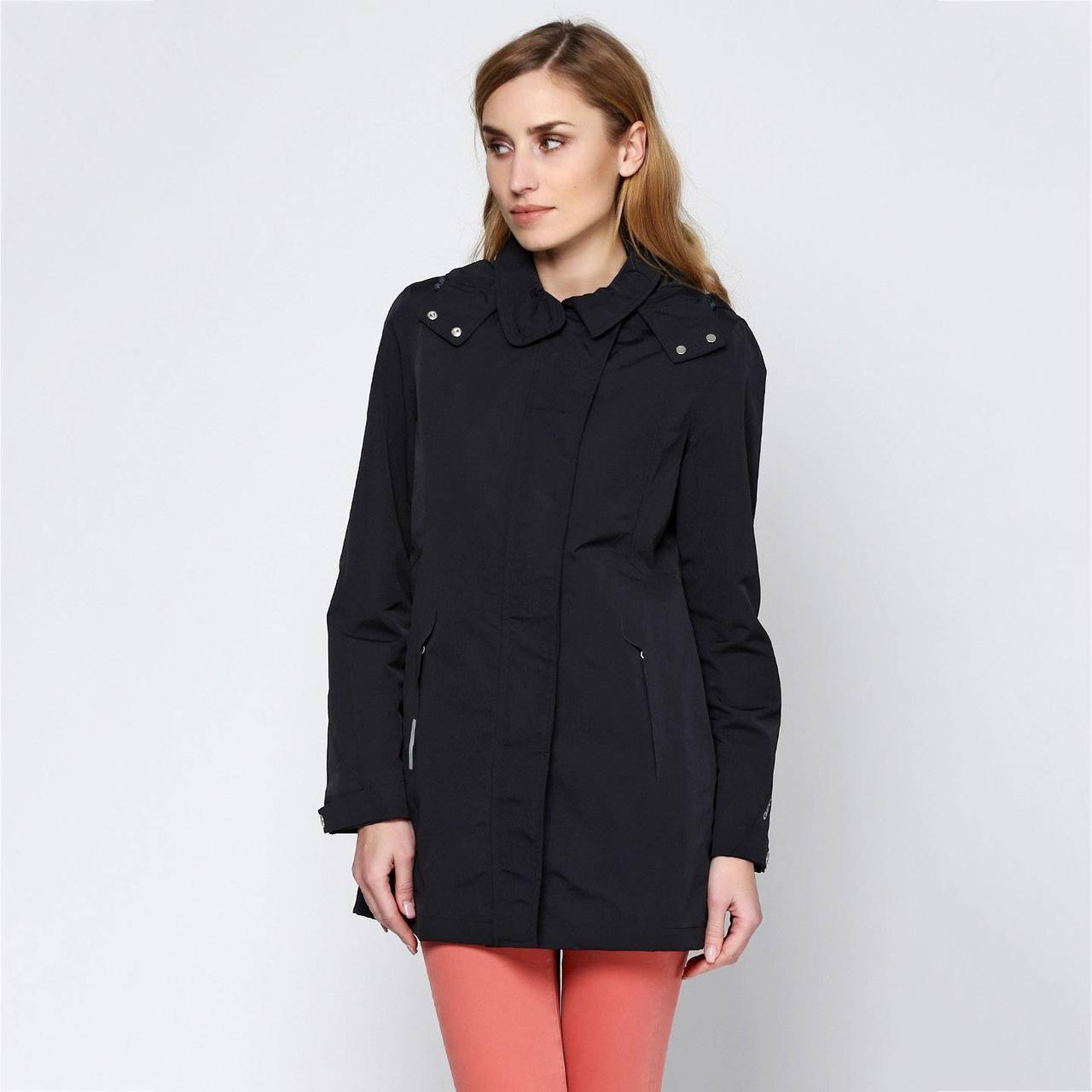 Куртка жіноча Geox W3221C BLACK (42)