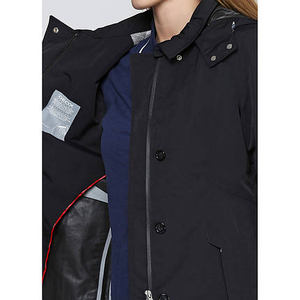 Куртка жіноча Geox W3221C BLACK (42), фото 2
