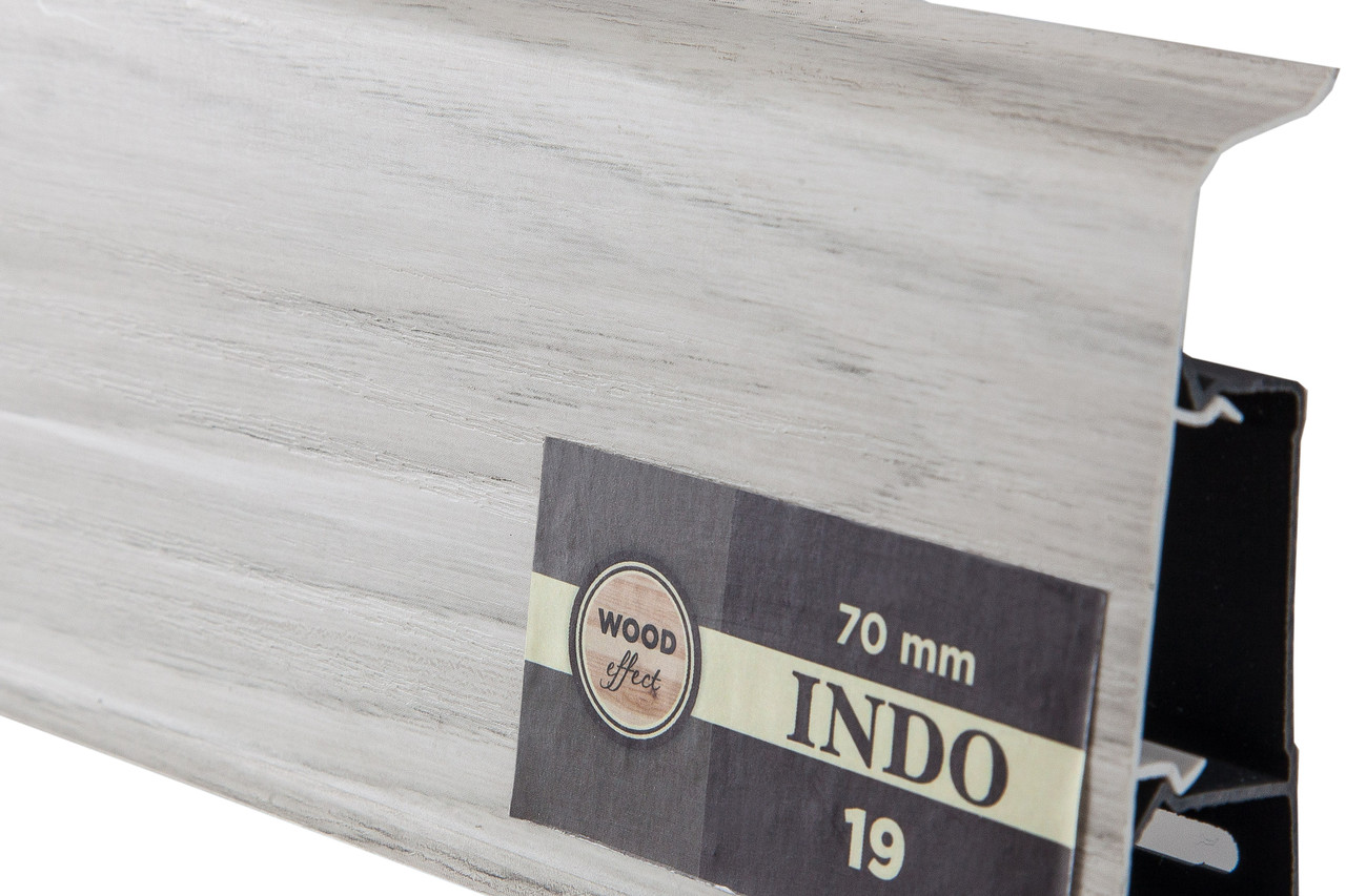 Плинтус Arbiton INDO  Дуб онтарио 19 (2.5м)