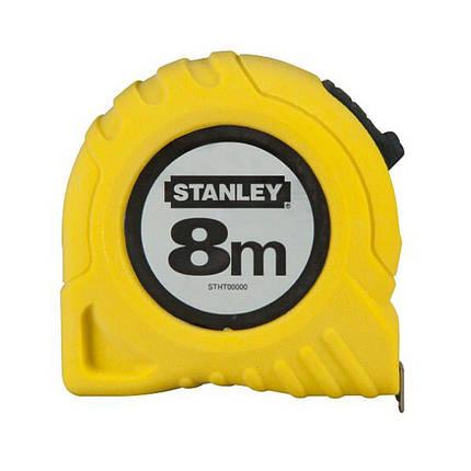 Рулетка измерительная Stanley Tylon 25 мм (8 м), фото 2