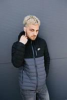 Мужская демисезонная спортивная куртка Nike 9819, фото 1