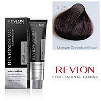 Профессиональная краска для волос Revlonissimo Colorsmetique High Coverage, 4.25