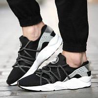 Мужские кроссовки со стильной шнуровкой. Модель 04169., фото 6