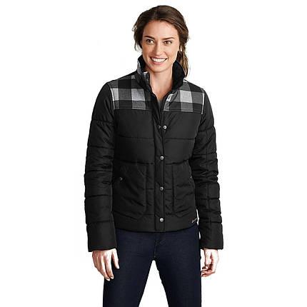 Куртка Eddie Bauer Womens Boyfriend Jacket BLACK (S), фото 2