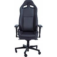Геймерское кресло GT Racer X-8009 Black, фото 1