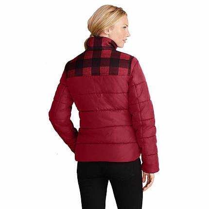 Куртка Eddie Bauer Womens Boyfriend Jacket SCARLET (L), фото 2