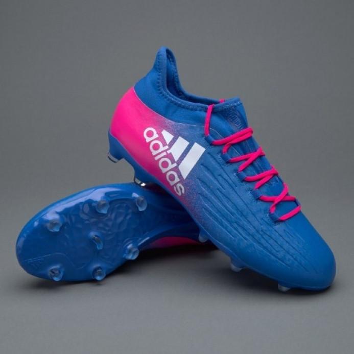 Футбольные бутсы Adidas X 16.2 FG. Оригинал.