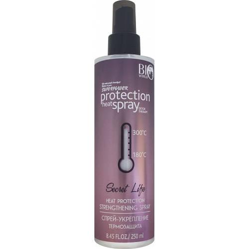 Спрей-зміцнення термозахист для волосся BIO World Detox Therapy Protection Heat Spray (250 мл)
