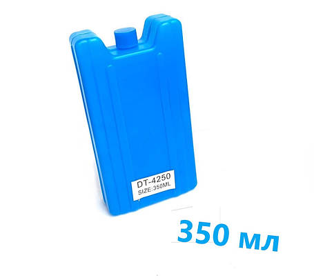 Аккумулятор холода  для сумки-холодильника 350 мл.   Хладагент (4250), фото 2