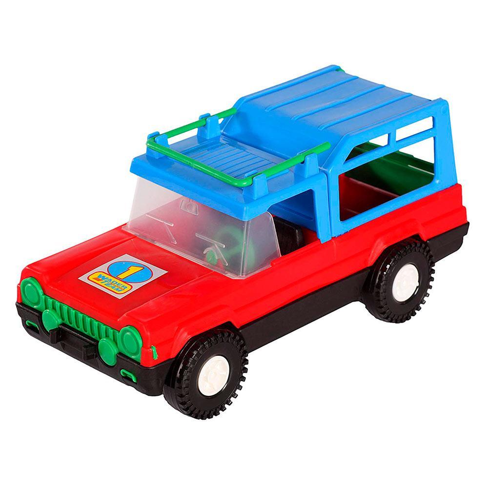 Машинка Авто-сафари Wader Вадер (39005)