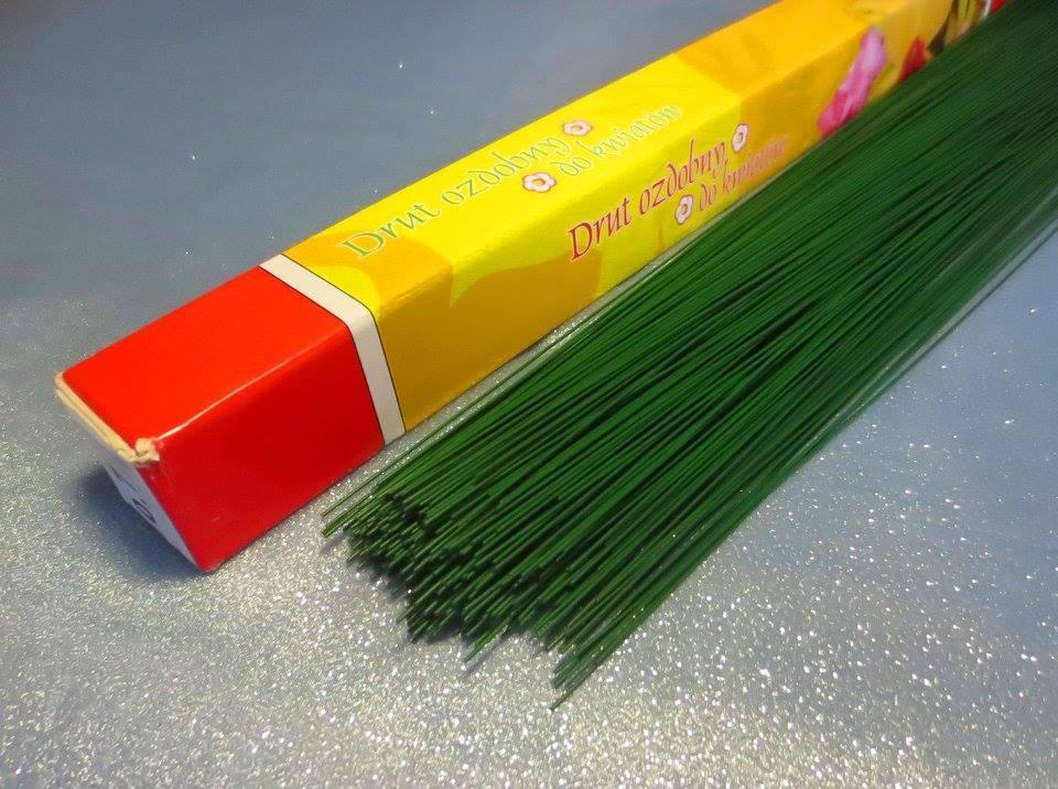 Флористична дріт. Діаметр 1,1 мм