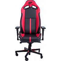 Геймерское кресло GT Racer X-8009 Black/Red, фото 1