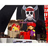 Конструктор Ecoiffier Пиратское судно с людьми (3130), фото 2