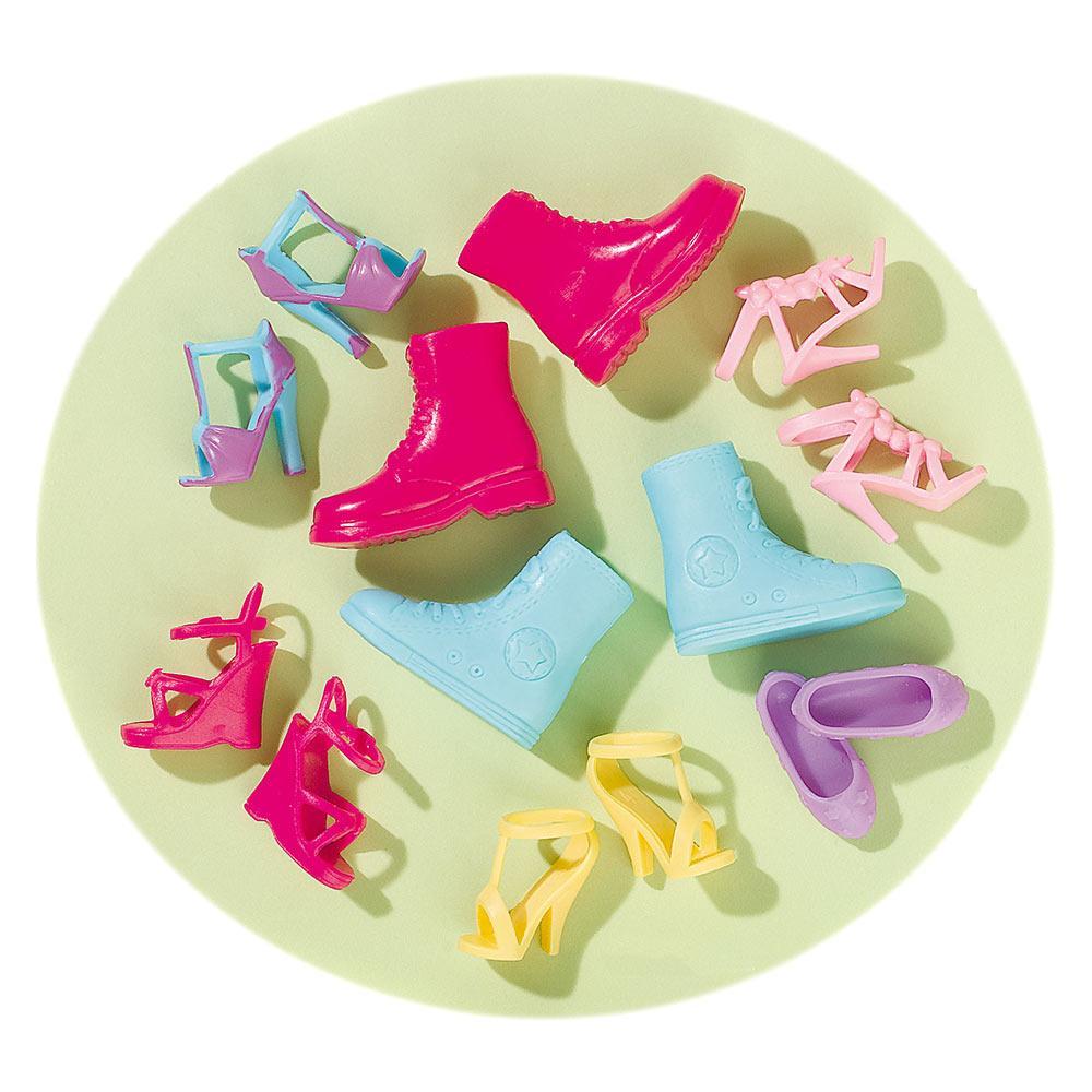 Игровой набор Обувь для куклы Steffi & Evi Love в ассортименте (4660832)