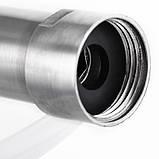 Удлинитель для душевой колонны (30 см) ZERIX LR77505 (нерж. сталь) (LL1667), фото 3