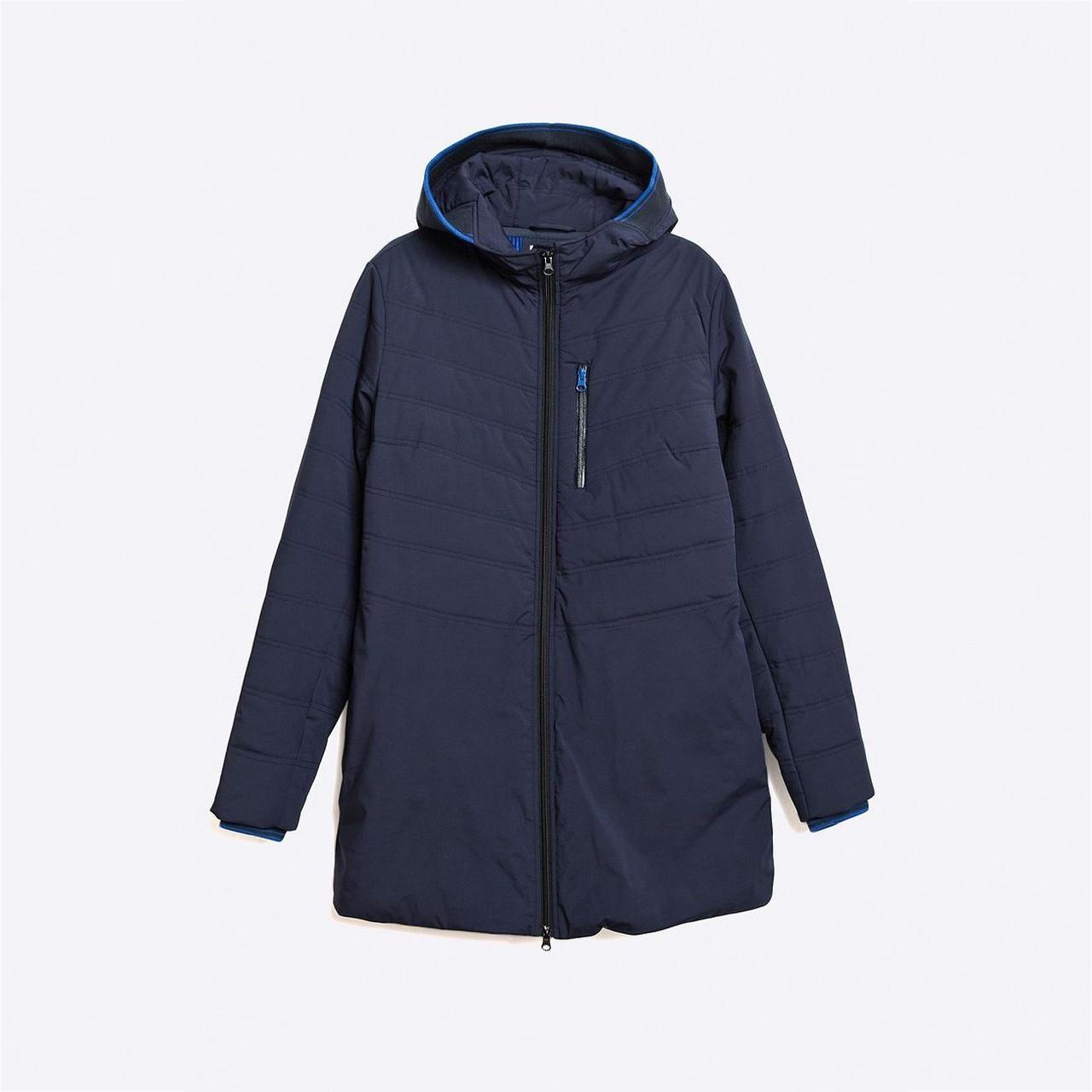 Куртка женская Geox W5420M DARK NAVY (40)