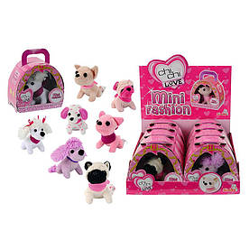 Мягкая игрушка Chi Chi Love Чи чи лав Мини модницы 8 видов (5890208)