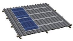 Готовые решения систем крепления солнечных батарей