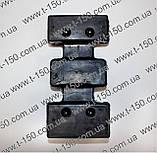 Подушка кронштейна рессоры Т-150К (214-2902430А2), фото 2