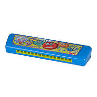 Музыкальный инструмент Губная гармоника Веселые ноты Simba (6834040)