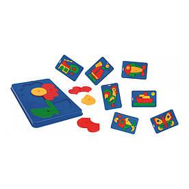 Игровой набор Wader Вадер Детские пазлы (39340)