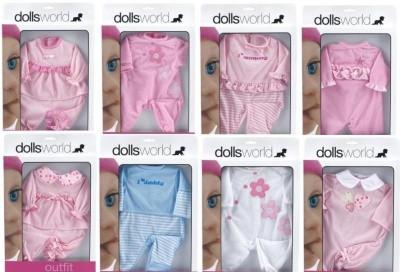 Одежда для куклы Dolls World (8503)