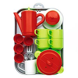 Игровой набор посуды Chef-Cook Smoby (972)