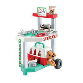 Игровой набор Ecoiffier Ветеринарная клиника (001909)