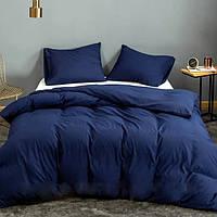 Европейское качество - постельное белье из 100% хлопка. Размер пододеяльника - 1,8х2,15, простыни - 2,0х2,2