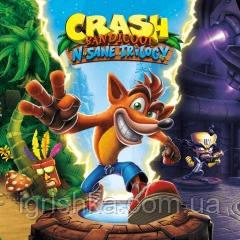 Crash Bandicoot N. Sane Trilogy Ps4 (Цифровий аккаунт для PlayStation 4) П3
