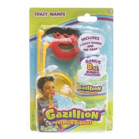 Набор для надувания пузырей Gazillion Bubbles Парочка 237 мл (36285)