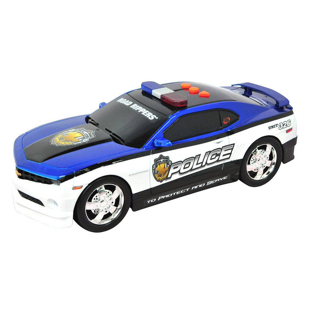 Машинка Toy State Полицейская Road Rippers Chevy Corvette C7 (34593)