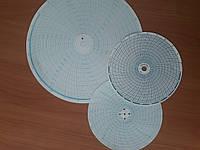 Диски диаграммные диаметр 150,160,260,290