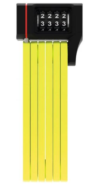 Велозамок ABUS 5700C/80 Bordo uGrip Lime