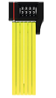 Велозамок ABUS 5700C/80 Bordo uGrip Lime, фото 1