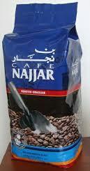 Кофе в зернах Najjar 1кг Ливан