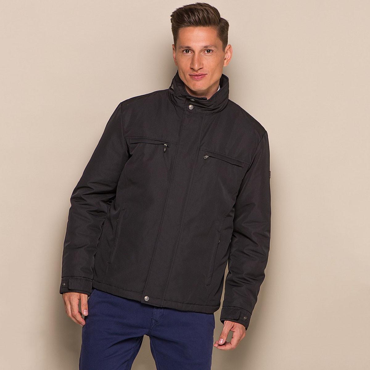 Куртка мужская Geox M4420G BLACK (48)