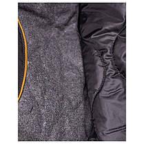 Куртка мужская Geox M4420G BLACK (48), фото 3