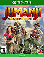 Jumanji: The Video Game (Джуманджи: Игра) для Xbox One (иксбокс ван S/X)