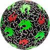 Мяч футбольный MONTA Street Match (003) черн/зел размер 4,5, фото 2